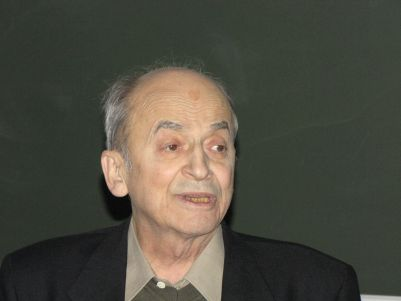 S. Kutateladze on October 2, 2015